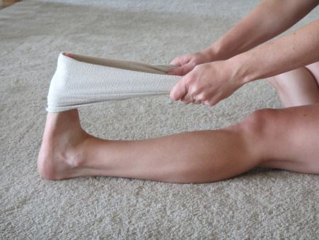 Jul - Foot and ankle injury